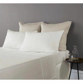 Christy Highgate Flannel Flat Sheet