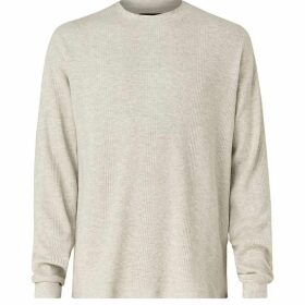 All Saints Jared Long Sleeve Crew