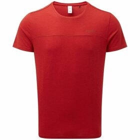 Tog 24 Ballam Mens Performance Striped Tshirt