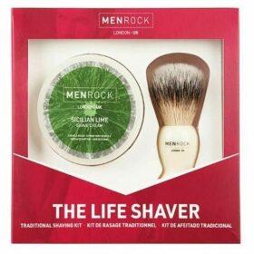 Mens Rock The Life Shaver
