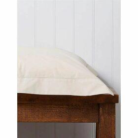 Christy 200 Plain Dye Single Flat Sheet Parchment