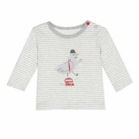 Absorba BABY BOY TEE-SHIRT GREY