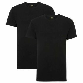 Ralph Lauren 2 Pack Classic Crew Neck T-Shirts