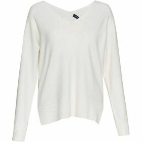 French Connection Della Vhari V Neck H=Jumper
