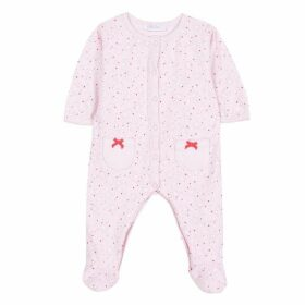 Absorba Baby Girl Pink Cotton Playwear