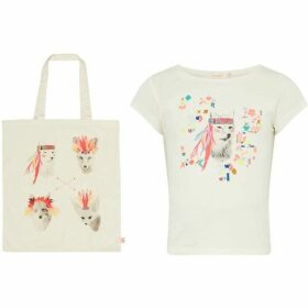 Billieblush Girl T-Shirt+Bag