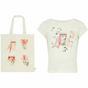 Billieblush Girl T-Shirt+Bag