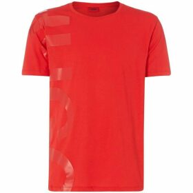 Hugo Daws-U Vertical Logo T-Shirt