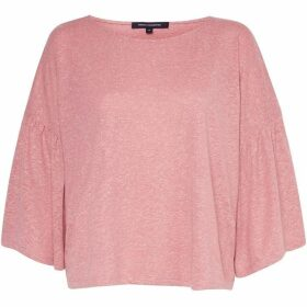 French Connection Hetty Flare Sleeve T-Shirt