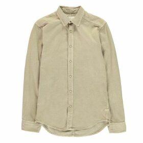 G Star Landoh Clean Shirt - milk/whitebait