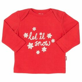 Kite Baby Let It Snow T-Shirt