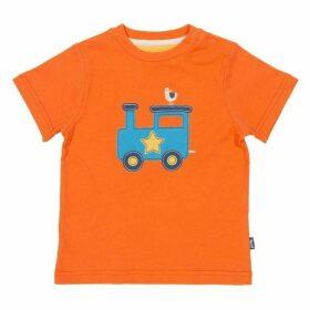 Kite Toddler Beach Train T-Shirt