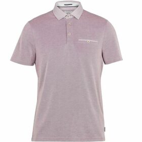 Ted Baker Short-Sleeve Polo T-shirt