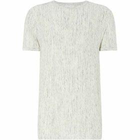 Linea Elm Vertical Space Dye T-Shirt