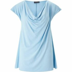 James Lakeland Cowl Neck T-Shirt