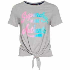 Superdry Made Authentic Knot T-shirt