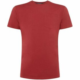 Linea Jameson Pima Cotton Crew Neck T-shirt