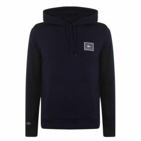 Lacoste Court OTH Hoodie - Navy 166