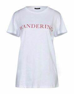 WANDERING TOPWEAR T-shirts Women on YOOX.COM