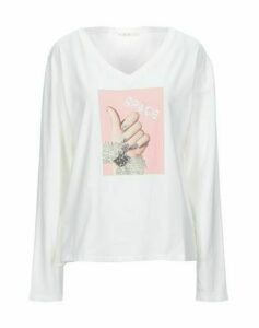 CARE OF YOU TOPWEAR T-shirts Women on YOOX.COM