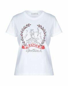 PRINGLE OF SCOTLAND TOPWEAR T-shirts Women on YOOX.COM