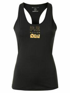 P.E Nation Air Ball logo tank top - Black