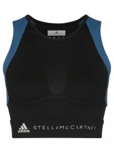 adidas by Stella McCartney x Stella McCartney cropped running top -