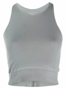 FILIPPA-K Soft Sport cropped tank top - Grey
