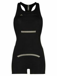 adidas by Stella McCartney racerback leotard - Black