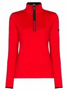 Bogner base layer ski top - Red