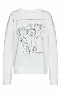 International Women's Day relaxed-fit sweatshirt