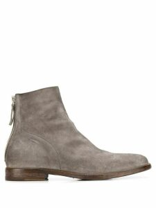 Moma Nottingham 20mm ankle boots - Grey