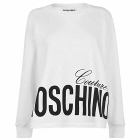 Moschino Couture Sweatshirt
