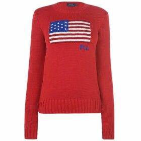 Polo Ralph Lauren Knit Flag Jumper
