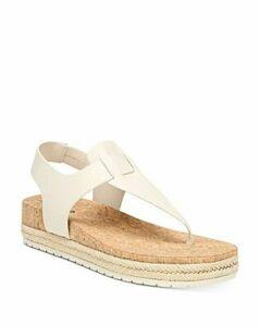 Vince Women's Flint Espadrille Platform Sandals