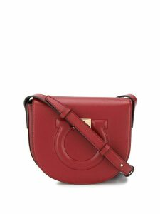 Salvatore Ferragamo Cancio City cross-body bag - Red
