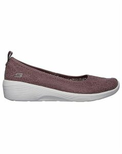 Skechers Arya Airy Days Slip On Shoe