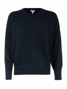 Kenzo Back Logo Knit Sweatshirt