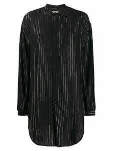 Saint Laurent Striped Blouse