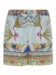Etro Printed All-over Shorts