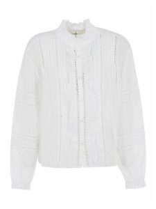 Isabel Marant Étoile Ruffled Front Shirt
