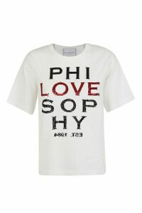 Philosophy di Lorenzo Serafini T-shirt
