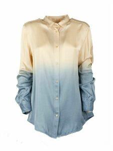Forte Forte Deep Dyed Satin Shirt
