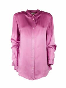 Forte Forte Deep Dyed Satin Shirt