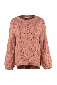 Brunello Cucinelli Cable Knit Sweater