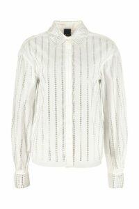 Pinko Amilcare Stretch Poplin Shirt
