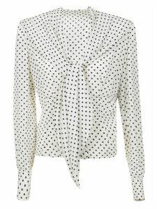 Dolce & Gabbana Polka-dot Printed Shirt