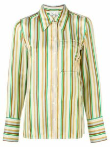 3.1 Phillip Lim stripe patterned shirt - NEUTRALS
