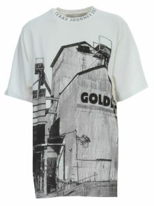 Golden Goose T-shirt S/s Crew Neck Factory Printing