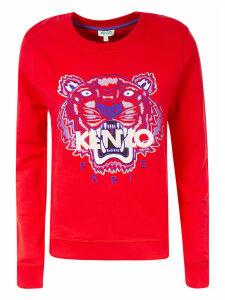 Kenzo Tiger Front Logo Sweatshirt